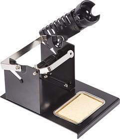 Фото 1/3 12-0316 (ZD-10S), Подставка для паяльника c держателем припоя на катушке