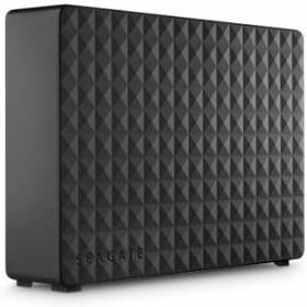 Внешний жесткий диск SEAGATE Expansion STEB5000200, 5Тб, черный