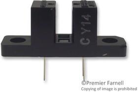 EESH3G, Пропускающий фотопрерыватель, Фототранзистор, Сквозное Отверстие, 3.4 мм, 2.1 мм, 50 мА, 4 В