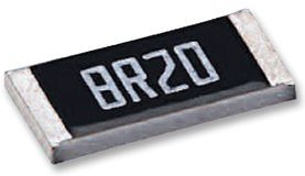 Фото 1/3 CPF0603B5K9E1, SMD чип резистор, тонкопленочный, 0603 [1608 Метрический], 5.9 кОм, Серия CPF, 50 В, Тонкая Пленка