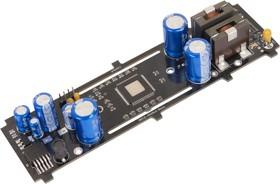 Фото 1/2 RDC2-0029 PBTL, Усилитель мощности класса D. TAS5630B, PurePath HD Analog-Input Power Stage, 600Вт Mono