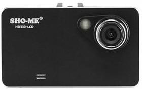 Видеорегистратор SHO-ME HD330-LCD черный