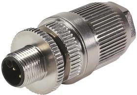 21032961506, SENSOR CONNECTOR, 4POS, PLUG, CABLE