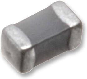 Фото 1/3 CGA3E2C0G1H822J080AA, Многослойный керамический конденсатор, 8200 пФ, 50 В, 0603 [1608 Метрический], ± 5%, C0G / NP0