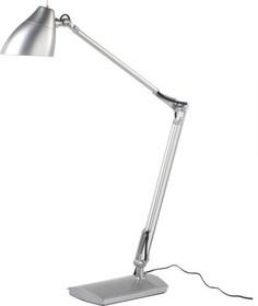 Фото 1/9 Светильник настольный PH-104, на подставке, светодиодный, 8 Вт, серебристый, 236691
