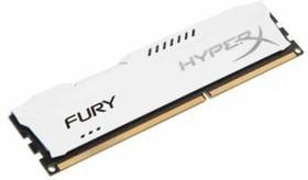 Модуль памяти KINGSTON HyperX FURY HX316C10FW/4 DDR3 - 4Гб 1600, DIMM, Ret