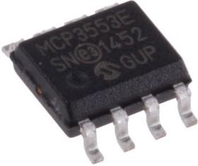 MCP3553-E/SN