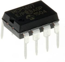 MCP1407-E/P, Драйвер MOSFET 6A [DIP-8]