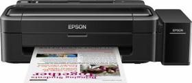Принтер EPSON L132, струйный, цвет: черный [c11ce58403]