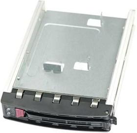 "Фото 1/2 MCP-220-00080-0B, Элемент корпуса Supermicro 2.5""HDD 2nd Generation 3.5"" Hotswap Tray"