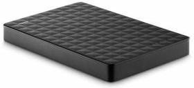 Внешний жесткий диск SEAGATE Expansion Portable STEA1000400, 1Тб, черный
