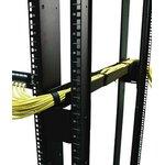 AR8008BLK, Арматура крепежная APC Side Channel Cable Trough Black