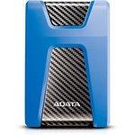 """Жесткий диск A-Data USB 3.0 1Tb AHD650-1TU31-CBL HD650 DashDrive Durable 2.5"""" синий"""