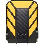 "Жесткий диск A-Data USB 3.1 2Tb AHD710P-2TU31-CYL HD710Pro DashDrive Durable 2.5"" черный/желтый"