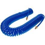 Шланг спиральный воздушный вн. диаметр 8 мм, внеш. диаметр 12 мм, длина 15 м. ...
