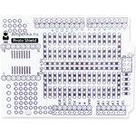 Фото 2/2 Proto Shield PCB, Макетная плата для прототипирования электрических схем