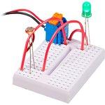 Фото 2/8 Микроник, Набор для изучения основ электротехники для детей младшего школьного возраста (от 7 лет)