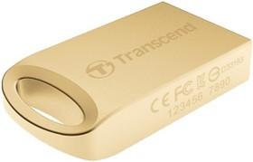 TS8GJF510G, 8GB JETFLASH 510 (Gold)