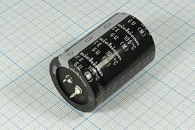 Фото 1/4 Конденсатор электролитический 15000мкФ/50В , кэ 15000\ 50\35x50\20\+105C\ Al\2P\LGU\NICHICON