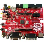 DUINOMITE-MEGA, Отладочная плата форм-фактора Arduino на базе МК PIC32MX795