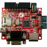 Фото 2/3 DUINOMITE-MINI, Отладочная плата форм-фактора Arduino на базе МК PIC32MX795