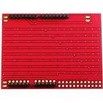 Фото 2/3 DUINOMITE-SHIELD, Плата расширения для модулей DUINOMITE форм-фактора Arduino с 26-pin коннектором