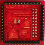 Фото 2/3 LPC-H1114, Отладочная плата на базе мк LPC1114FBD48 ARM Cortex-M0