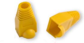GA-RJ45-YL, Колпачок для коннектора 8p8c RJ-45 Greenaccessories изолирующий желтый (100шт)