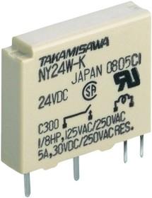 NY-24W-K-IE, Реле электромагнитное