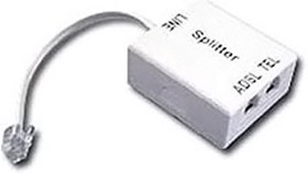 DSL-30CF/RS, ADSL - сплиттер