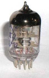 6Ж10П, Радиолампа