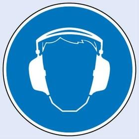 11.0476, SIGN,WEAR EAR PROTECTORS