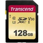 TS128GSDC500S, Флеш-накопитель Transcend Карта памяти ...