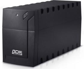 RPT-1000AP EURO, USB, Источник бесперебойного питания (ИБП/UPS), 1000ВА/600Вт, Schuko , line-interactive, USB, черный