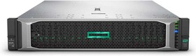 Фото 1/6 P02466-B21, Сервер HPE HPE ProLiant DL380 Gen10 6230 2.1GHz 20-core 1P 64GB-R P816i-a 8SFF 800W RPS Server