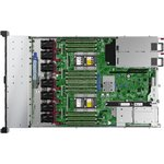 Сервер HPE ProLiant DL360 Gen10 1x4214 1x16Gb P408i-a 1G 4P ...