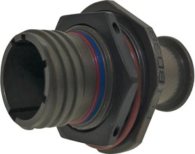 FCIBD38999/24WB35PN, CIRCULAR CONNECTOR, RCPT, 11-35, JAM NUT