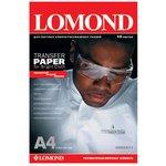 Термотрансфер Lomond 0808411 A4/140г/м2/10л./белый для ...