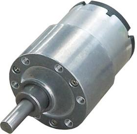 Мотор с редуктором JGB37-520 12B 1:17 600 об/мин
