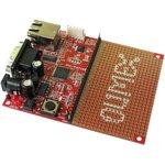 PIC-P67J60, Макетная плата на базе PIC18F67J60 с Ethernet и TCP-IP стеком