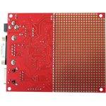 Фото 2/3 PIC-P67J60, Макетная плата на базе PIC18F67J60 с Ethernet и TCP-IP стеком