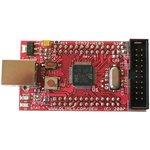 Фото 3/3 STM32-H103, Оценочная плата на базе микроконтроллера STM32F103 с ядром Cortex-M3