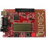 Фото 2/3 STM32-P152, Отладочная плата на базе низкопотребляющего мк STM32L152 с ядром Cortex-M3