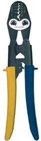 K25 Пресс-клещи для наконечников из лист. меди DIN 46234 (0,5-16 мм2, вдавливание, храп.мех.)