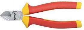 KL040145IS Бокорезы L=145 мм с изол. рукоятками (VDE до 1000В)