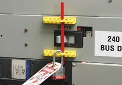 Блокиратор электрических прерывателей, штанговый