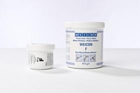 Фото 1/2 WEICON F (0,5 кг) Эпоксидный композит. Пастообразный, наполненный алюминием.