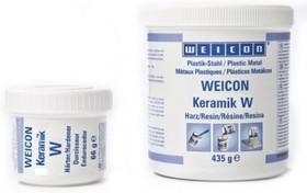 WEICON Ceramic W (2 кг) Эпоксидный композит. Пастообразный наполненный минералами