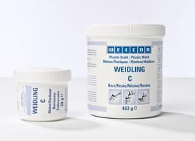 WEIDLING C (0,5 кг) Эпоксидный композит. Жидкий наполнитель с алюминием