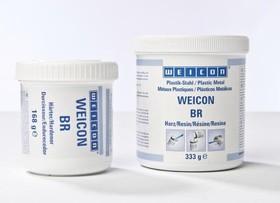 WEICON BR (0,5 кг) Эпоксидный композит. Жидкий наполнитель с бронзой